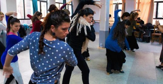 Flamenco dance Classes Sydney