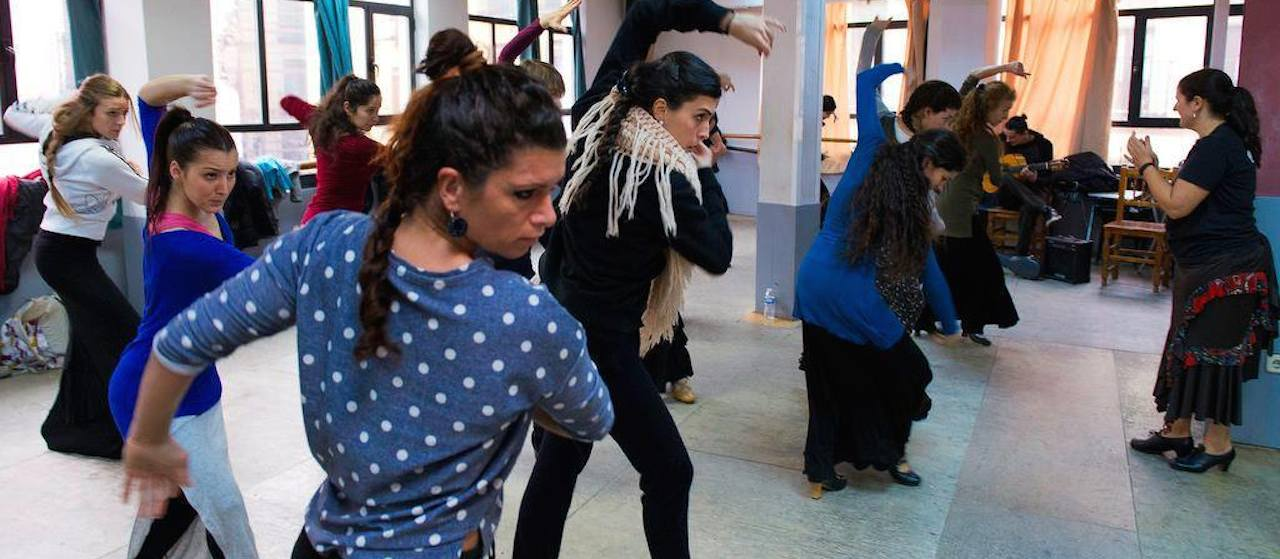 Flamenco Dance Classes Sydney Pepa Molina